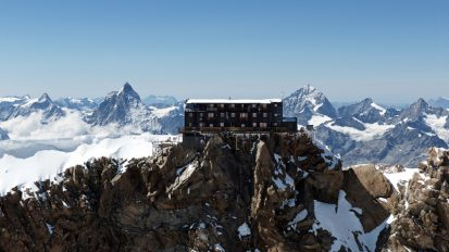 High Alpine Location